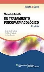 Manual de Bolsillo de Tratamiento Psicofarmacologico af Benjamin Sadock