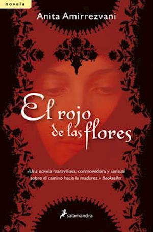 El rojo de las flores