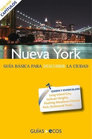 Nueva York. Queens y Staten Island af María Pía Artigas