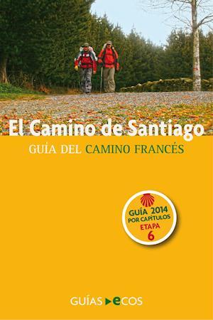 El Camino de Santiago. Etapa 6. De Ayegui a Torres del Río af Sergi Ramis Vendrell