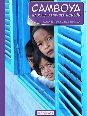 Camboya. Bajo la lluvia del monzon
