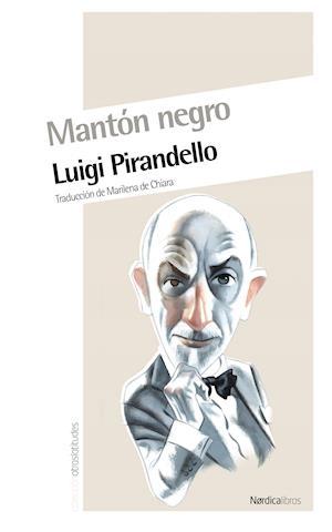 Mantón negro af Luigi Pirandello