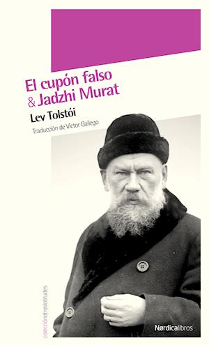 El cupón falso Jadzhi Murat