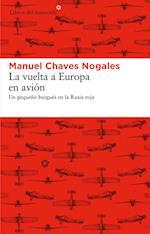 La vuelta a Europa en avión af Manuel Chaves Nogales
