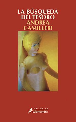 La búsqueda del tesoro af Andrea Camilleri