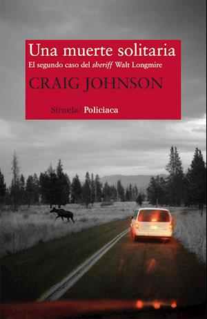 Una muerte solitaria af Craig Johnson