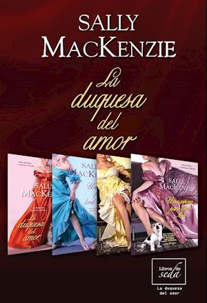 La duquesa del amor (serie de 4 libros)