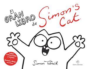 El gran libro de Simon's Cat af Simon Tofield