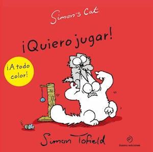 Simon's Cat ¡Quiero jugar!
