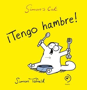 Simon's Cat Tengo hambre