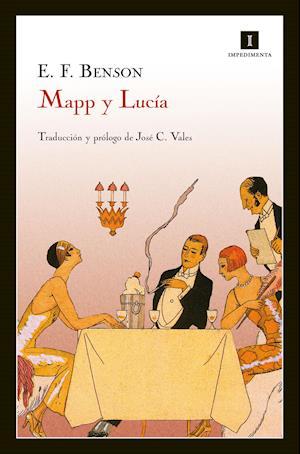 Mapp y Lucía af E. F. Benson