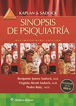 Kaplan & Sadock. Sinopsis de Psiquiatria af Benjamin J. Sadock