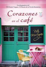 Corazones En El Cafe/ Hearts in the Coffee af Rita Morrigan