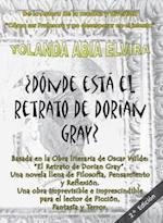 ¿Dónde está el retrato de Dorian Gray? af Yolanda Abia Elvira