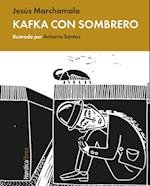 Kafka con sombrero af Jesus Marchamalo