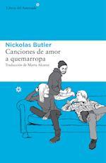 Canciones de amor a quemarropa af Nickolas Butler