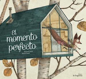 Bog, hardback El Momento Perfecto af Susanna Isern Iñigo