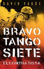 Bravo. Tango. Siete. El contratista af David Yagüe