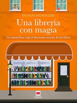 Una librería con magia af Thomas Montasser