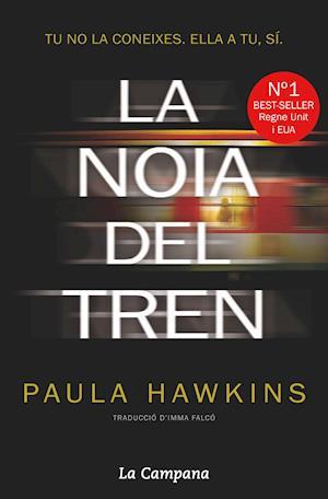 La noia del tren af Paula Hawkins
