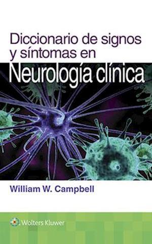 Bog, paperback Diccionario de signos y sintomas en neurologia clinica af William W. Campbell