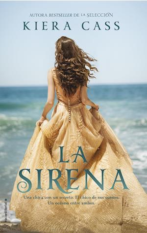La sirena af Kiera Cass