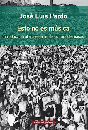 Esto no es música af Jose Luis Pardo