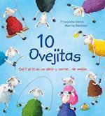 10 ovejitas/ Ten Little Sheep