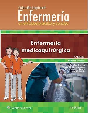 Bog, paperback Coleccion Lippincott Enfermeria. Un Enfoque Practico y Conciso af Lww