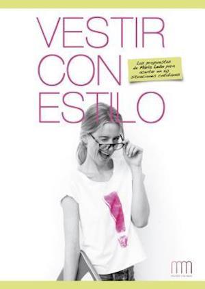 Bog, paperback Vestir con estilo/ Dress in style af Maria Leon