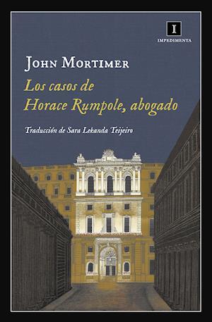 Los casos de Horace Rumpole, abogado