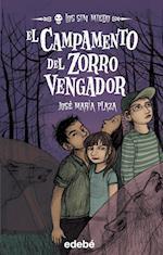 El campamento del zorro vengador af José María Plaza Plaza