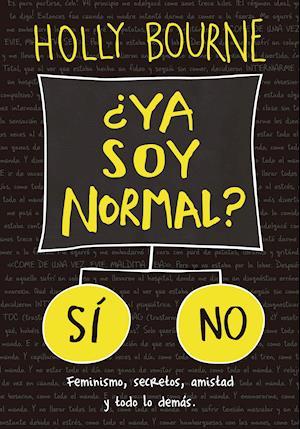 ¿Ya soy normal? af Holly Bourne