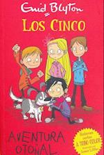 Aventura otoñal/ Five and a half-term adventure (Los cinco)