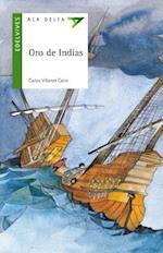 Oro de Indias af Carlos Villanes Cairo