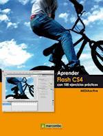 Aprender Flash CS4 con 100 ejercicios práctico af MEDIAactive
