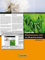 Aprender Dreamweaver CS4 con 100 ejercicios prácticos