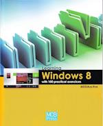 Learning Windows 8 with 100 Practical Excercises af MEDIAactive