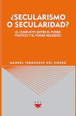 ¿Secularismo o secularidad? (eBook-ePub) (GS)