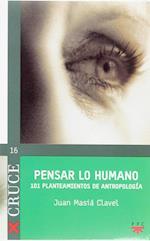Pensar lo humano (eBook-ePub) af Juan Masiá Clavel