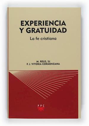 Experiencia y gratuidad (eBook-ePub)