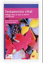 Testamento vital (eBook-ePub) af José Carlos Bermejo, Rosa María Belda Moreno