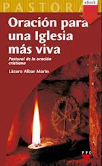 Oración para una iglesia más viva (eBook-ePub) af Lázaro Albar Marín