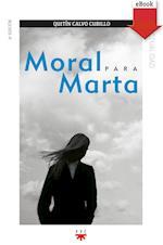 Moral para Marta (eBook-ePub) af Quintín Calvo Cubillo