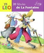20 fabulas de La Fontaine / 20 Fables by La Fontaine (Ya Leo/ I Read)