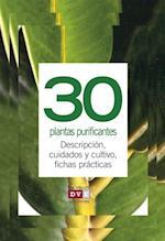 30 plantas purificantes af Autores varios