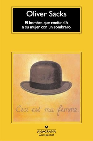 El hombre que confundió a su mujer con un sombrero af Oliver Sacks