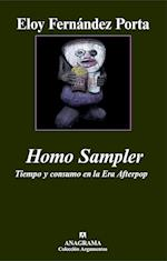 Homo Sampler af Eloy Fernandez Porta