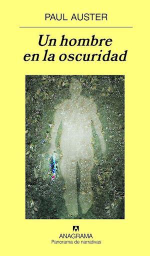 Un hombre en la oscuridad