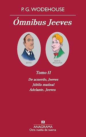 Omnibus Jeeves. (Tomo II)